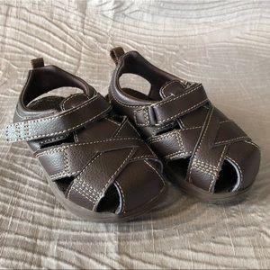 Healthtex Toddler Boy Sandals Sz 6